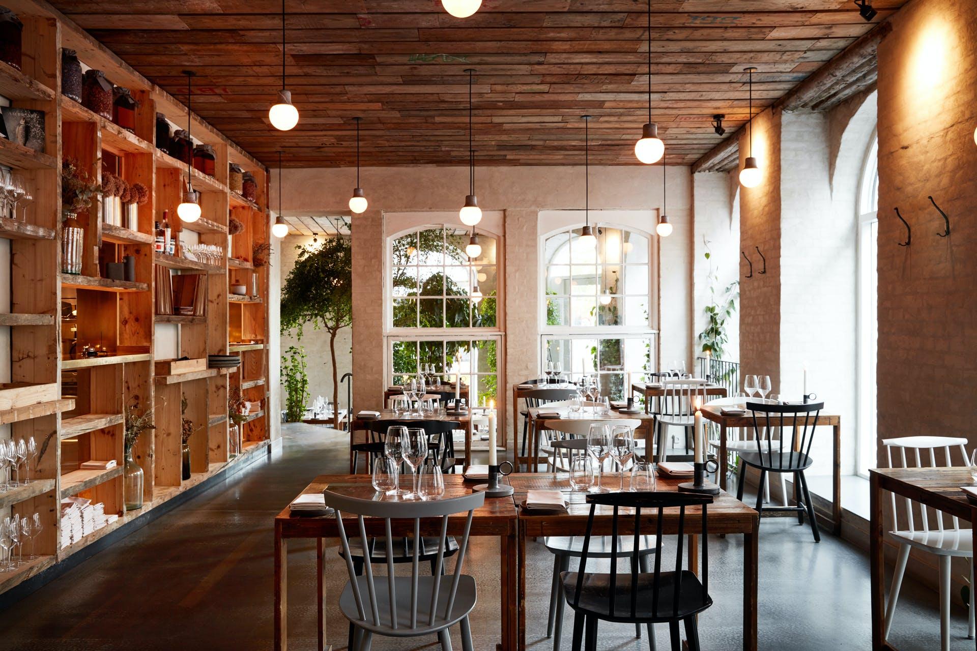 Høst Nordisk Restaurant Få En Unik Madoplevelse Cofoco Cofoco