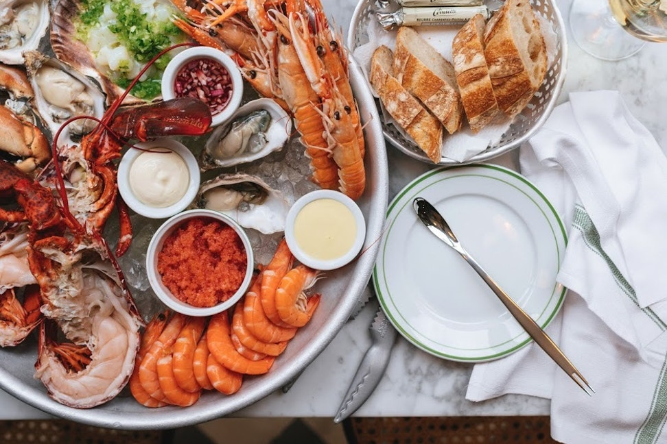 Les Trois Cochons Fransk Restaurant På Vesterbro Cofoco